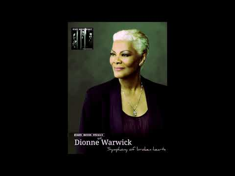 Dionne Warwick - Symphony of broken hearts ( Eugen Botos Finally ) 2017