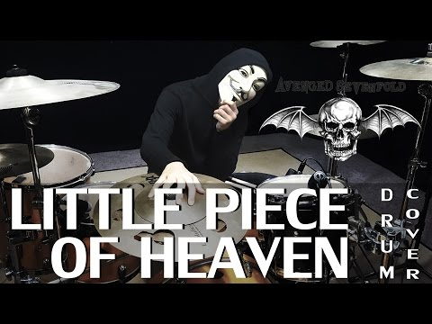 A Little Piece Of Heaven - Avenged Sevenfold - Drum Cover - Ixora (Wayan)