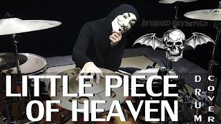 A Little Piece Of Heaven - Avenged Sevenfold - Drum Cover - Ixora  Wayan