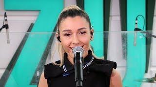 Alina Eremia - De Sticla (Live la Radio ZU)