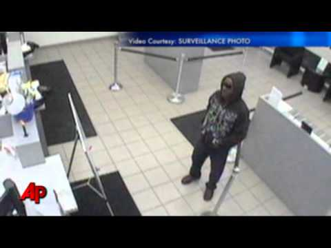 White Man Robs Banks In Black Man Disguise Youtube