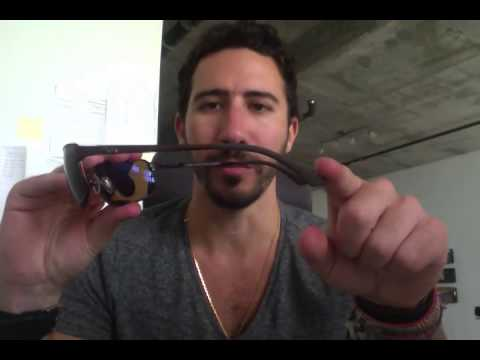 ray ban rb3269  Ray-Ban RB 3269 Sunglasses Review \u0026 Fitting - YouTube