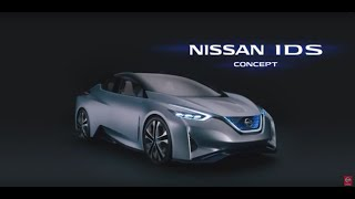 Introducing the Nissan IDS Concept