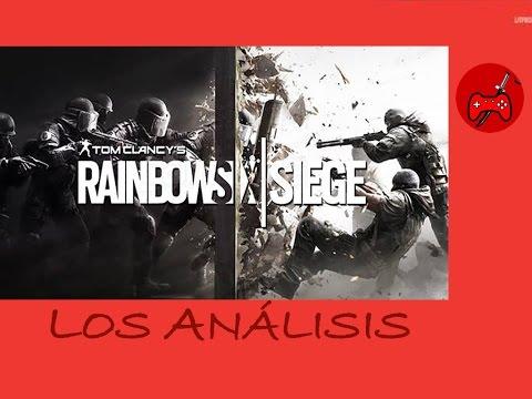 Los Análisis Rainbow Six Siege / Ultimate Juegos