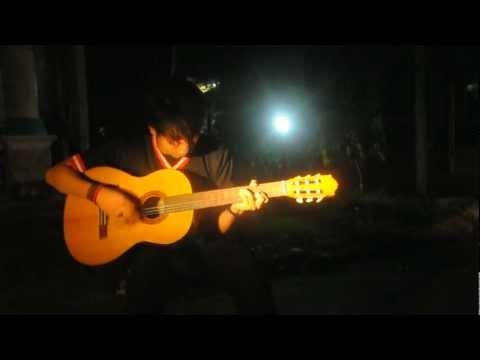 C54 - Matahari malam (cover by sansan)