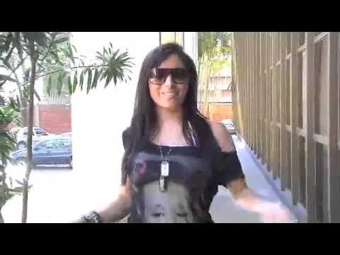 Mc Anitta Ensina A Danca Do Quadradinho Youtube
