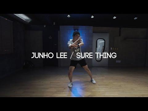 JUNHO class | Miguel - Sure Thing | SOULDANCE 쏘울댄스