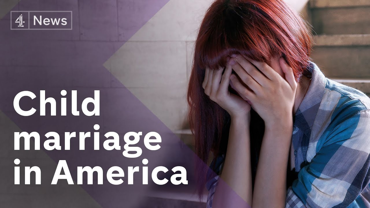 America has a massive child marriage problem