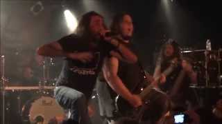 Crimson Shadows - Rise To Power (Live - Biebob - Vosselaar - Belgium - 2014)