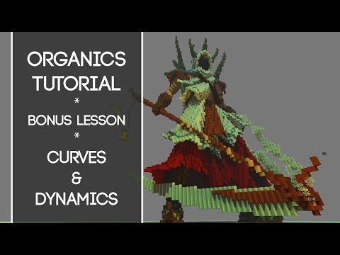 Organics Tutorial || Bonus Lesson || Curves & Dynamics