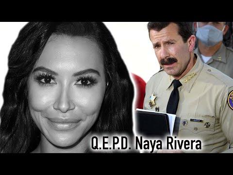 Encuentran cuerpo de Naya Rivera, actriz de Glee desaparecida en Lago
