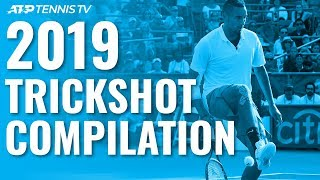 The ULTIMATE 2019 ATP Trickshot Compilation 😎