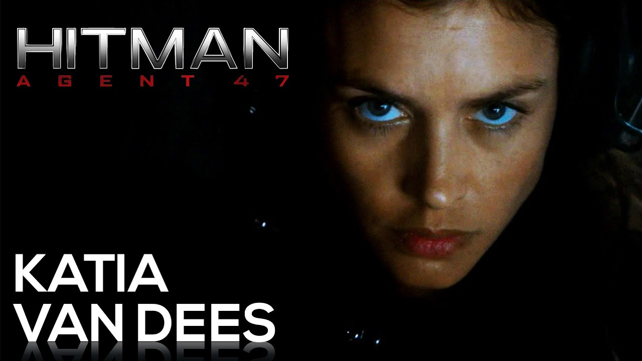 Hitman Agent 47 Creating Katia Van Dees Youtube