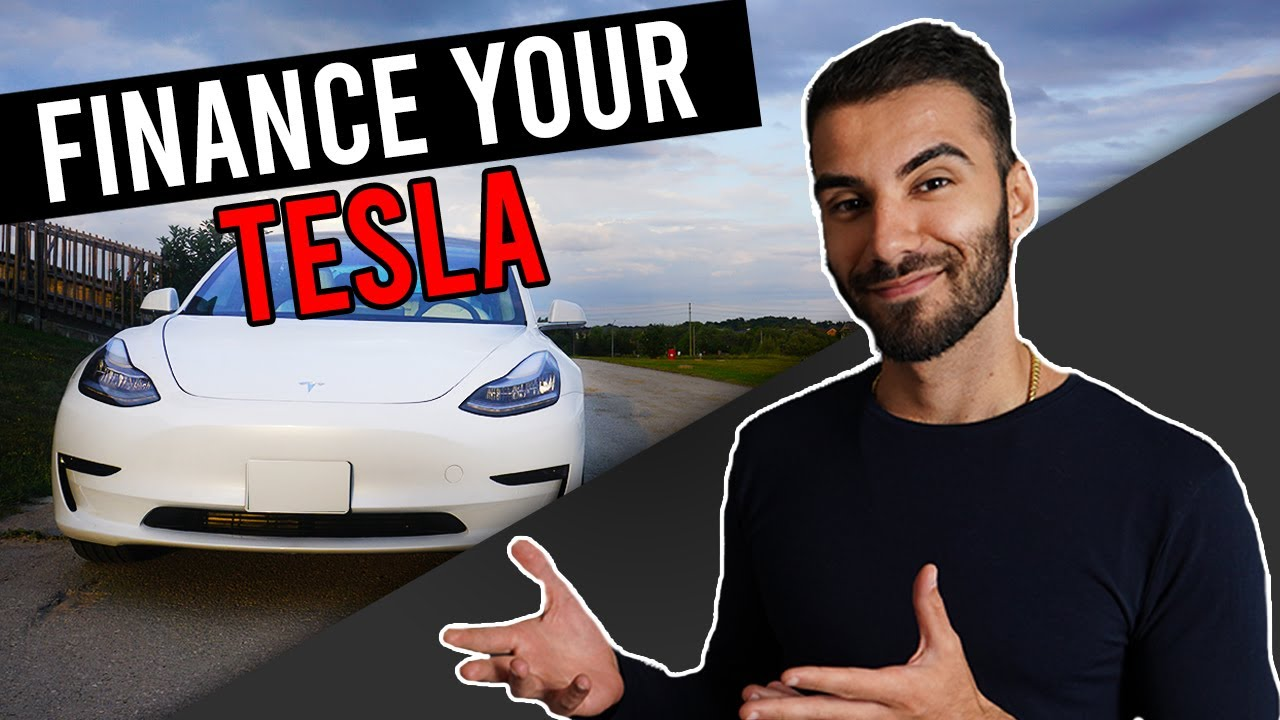 Tesla Model 3 Financing | The Only Car You Should Finance ...
