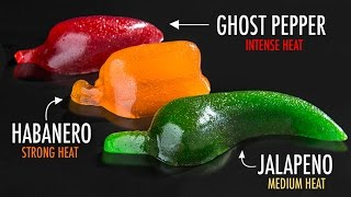 Vat19 Gummy Pepper Unboxing/Challenge