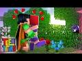 Minecraft: OS JOVENS TITÃS EM AÇÃO! #3 - O PRIMEIRO BEIJO DO ROBIN COM A ESTELAR! (Teen Titans GO!)