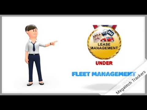 Fleet Management Lease Management by Megatech Trackers