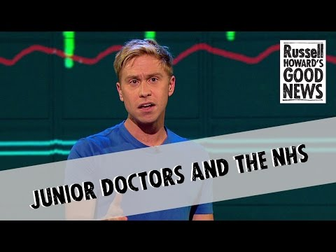 Junior doctors and the NHS