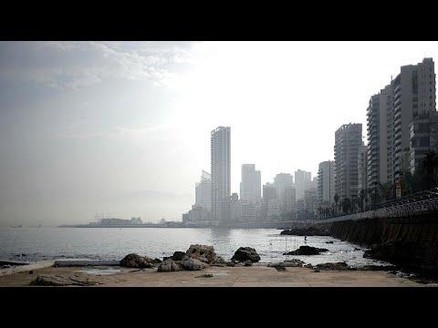 شاهد: مياه الفيضانات تعطل حركة السير في لبنان  - نشر قبل 2 ساعة