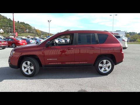 2016 Jeep Compass Used, Richlands, Grundy, Lebanon, Hurley, Pikeville, VA P7361
