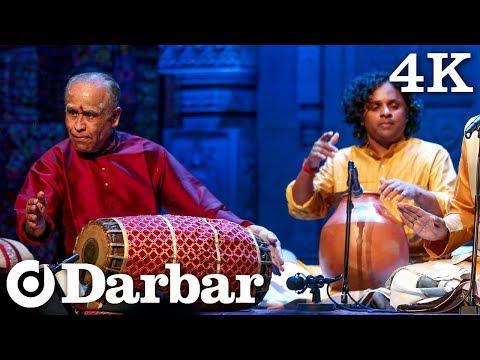 Intense Tani Avartanam | Dr. Trichy Sankaran, Giridhar Udupa, & Lalgudi Siblings | Music Of India