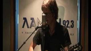 Dan Wilson - Breathless Live for Lampsi 92,3 - www.lampsifm.com