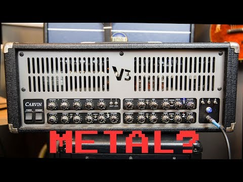 Can The Carvin V3 Do Metal Tones?