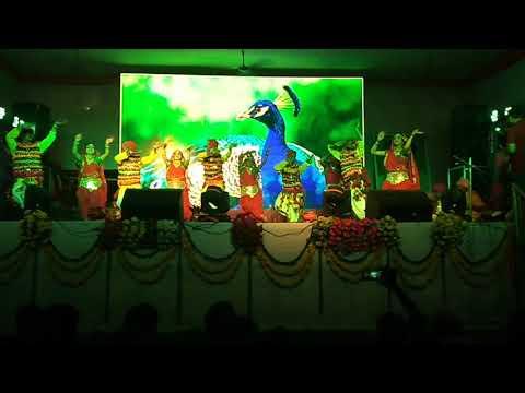 Madhay pradesh badhai folk dance by deepesh pandey