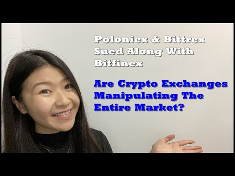 Poloniex & Bittrex Sued Along With Bitfinex | Are Crypto Exchange Manipulating Entire Market?