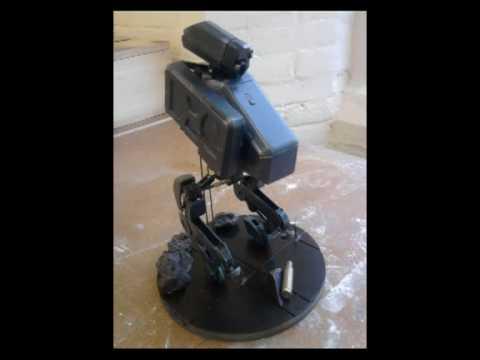 Metal Gear MK II Model