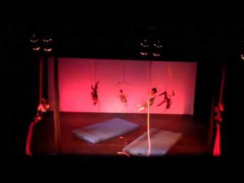 Scuola Romana di Circo 2014 primo turno parte prima