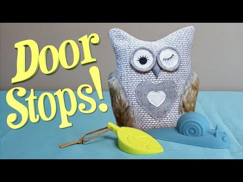 Door Stops KEEPS THAT DOOR OPEN!!  Dollarama | Wish | Jysk