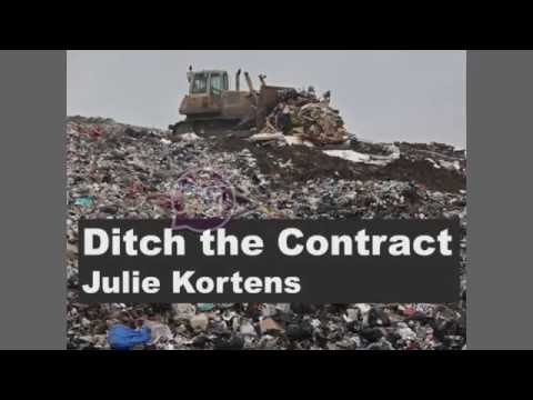 Ditch the contract! Seek to understand… not necessarily to agree - Julie Kortens - BIFM