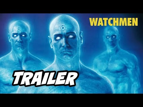 Watchmen Trailer HBO - Doctor Manhattan Returns Scene Easter Eggs Breakdown