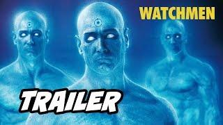 Watchmen Trailer HBO - Doctor Manhattan Returns Scene Easter Eggs Breakdown