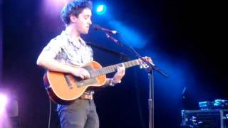 Villagers - To Be Counted Among Men (live) - Cambridge Folk Festival, UK, 31 July 2011