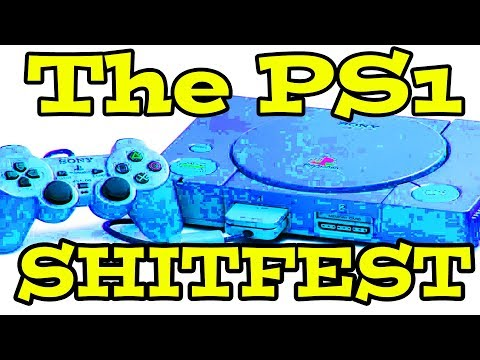 The PS1 ShitFest #NewYears #Happy2013