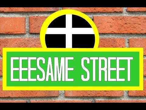 Sesame Street- Cornish edition