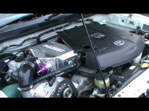Hilux Supercharger Youtube