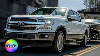2018 FORD F150 COLORS | XL XLT LARIAT KING RANCH PLATINUM LIMITED