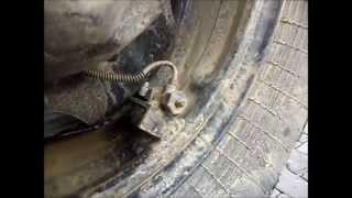 ГАЗ 3308 рама, колеса Зил 131 обзор