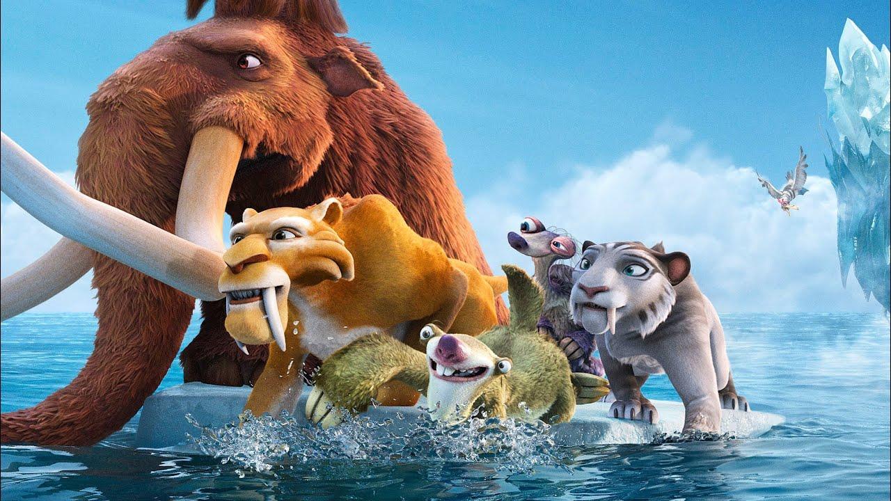 Ice Age 4 Deutsch