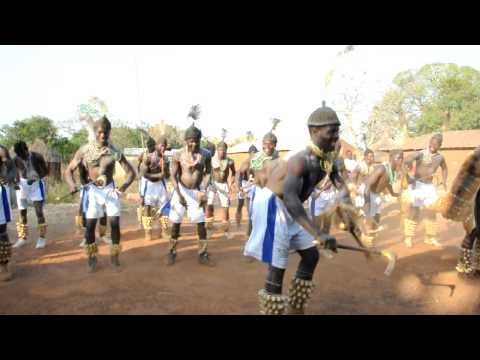Cultural Dance in Northern Togo