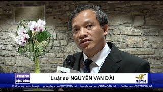 PHÓNG SỰ CỘNG ĐỒNG: Phỏng vấn vợ chồng luật sư Nguyễn Văn Đài tại Genève , Thuỵ Sĩ
