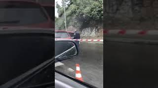 Ужасное ДТП в Киеве: Авто раскидало по дороге