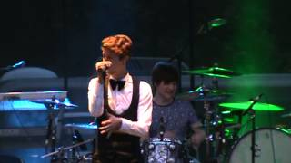Hot Chelle Rae Live - You Make My Dreams Come True Cover - 2013 USF Bullstock - 4/12/2013