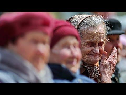 Взрослые дети живут на пенсию родителей!