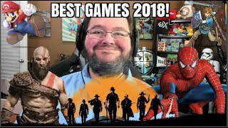 Top 10 BEST Games of 2018! Game of the Year Goes to... Best PC, Xbox, and Ps4 games!