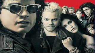 Пропащие ребята (1987)  трейлер