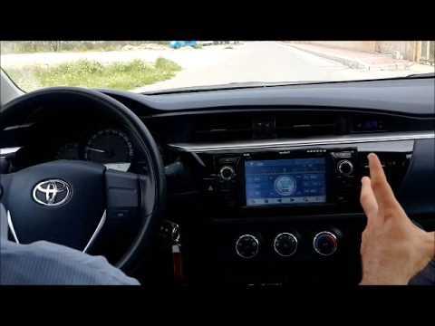 toyota corolla 1.33 life test sürüşü - youtube